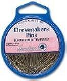 Hemline Dressmakers Pins 26mm, pk of 25g