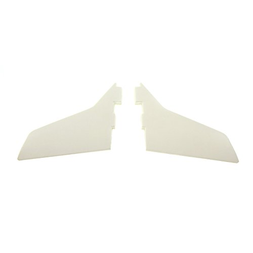 Skyartec Vertical Stabilizers for Mini Skyfun RC Jet (2-Piece) - 1