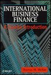 img - for International Business Finance: A Concise Introduction book / textbook / text book