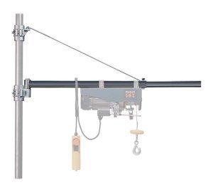 Ribitech pe300 600c paranco elettrico 300 600 kg argani for Bandiera per paranco elettrico