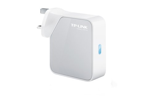 TP-Link TL-WR710N Wireless Nano Router/Range Extender/TV, Gaming, Set-top Adapter, Mobile Charger