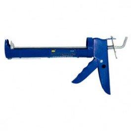 PAINT-FORCE 10oz Smooth Rod Caulking Gun with Strap