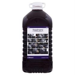 Freshers Blackcurrant Cordial 5L