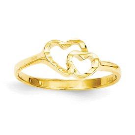 Genuine IceCarats Designer Jewelry Gift 14K Children's