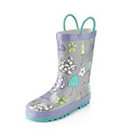 Umbrella Welly Boots