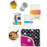 New 2013 Weight Watchers Diet 360 Program Plan Deluxe Members Kit Pink Polka Dot Brand New
