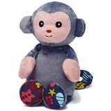 Manhattan Toy Savanna Monkey Tactile Development Toy - 1