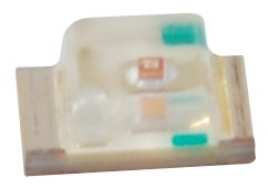 Led-Yellow Clear 0805 Case Surface Mount 8 Mcd