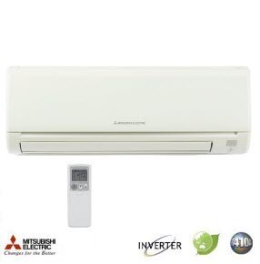 Mitsubishi Wall Mounted Split Zone Heat Pump -9,000BTU/H MSZ-GE09NA - Indoor Unit (Wall Mounted Split Unit compare prices)