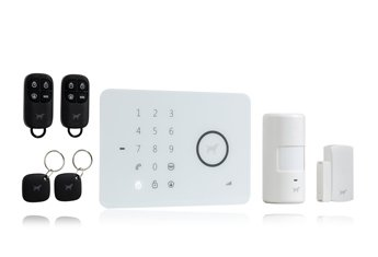 SAM Security C5 Self-Activated Monitoring System