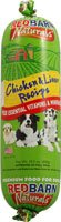 REDBARN PET PRODUCTS 416068 Redb Chicken/Liver Roll Food, Small, 10-Ounce