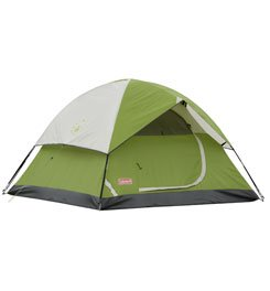 Coleman Sundome 3 7'x7' - 3 Person Tent
