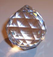 50mm Feng Shui Crystal Ball Prisms!