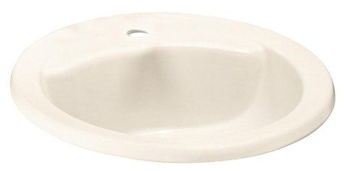 American Standard 0419 111 222 Cadet Oval Countertop Sink