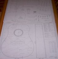 Guitar Building Plans | Great Guitar Plans at Reasonable Prices