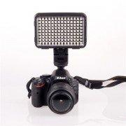 PRO SHOOT XT-126 LED Video Camera Studio Light 126 LEDS Photographic Lighting for Canon Nikon Camera DV Camcorder