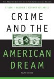 img - for Crime and the American Dream 4th Edition by Messner, Steven F., Rosenfeld, Richard [Paperback] book / textbook / text book