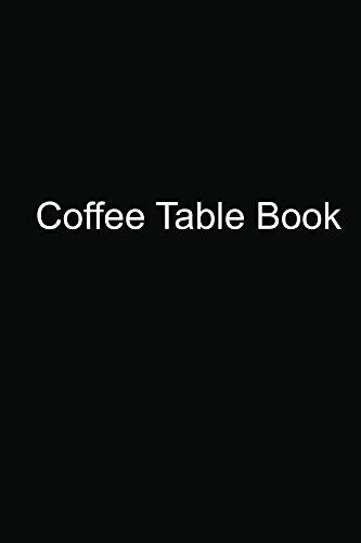 Coffee Table Book (Tru Table Llc compare prices)