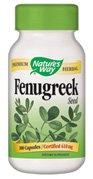 Nature's Way Fenugreek Seed, 610 mg