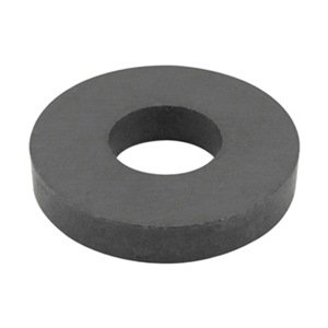 Industrial Grade 10e797 Ring Magnet 4 1 2 In Dia Ceramic