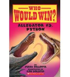 img - for Who Would Win? Alligator vs. Python book / textbook / text book
