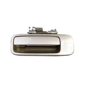 B443 Motorking 69240AA010C0 97-01 Toyota Camry Beige 4M9 Replacement Rear Driver Side Outside Door Handle 97 98 99 00 01 (2001 Camry Door Handle 4m9 compare prices)