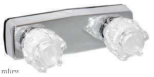 """Mobile Home RV 4"""" Exposed Shower Valve Faucet"""