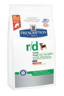 HILL\'S - HILL'S PRESCRIPTION DIET CANINE R/D MINI POLLO 1,5 KG. - 1847