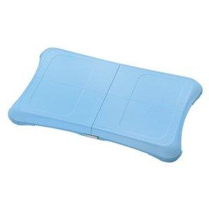 Wii Fit Non Slip Protective Cover - Blue