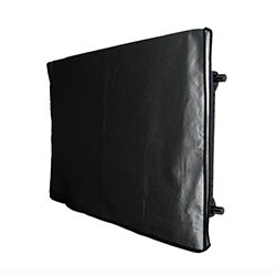 "Vizio E500I-A1 50""Tv-Custom Fitting Marine Grade Black Water Resistant Cover"