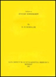 Lectures on Cyclic Homology