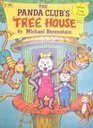 The Panda Club's Tree House (Golden Easy Readers)