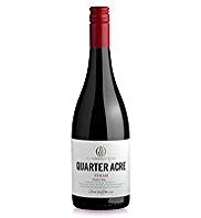Quarter Acre Syrah 2011 - Case of 6
