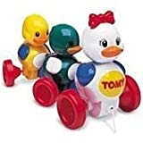 Tomy 4613 Play to Learn Quack Along Ducks