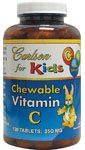 Carlson Labs Carlson For Kids Chewable Vitamin C, 250mg, 120