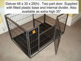 Doghealth K700 heavy duty puppy exercise pen (70cm 28