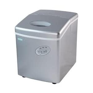 Countertop Ice Maker For Sale : You can buy NewAir AI-100S Countertop Portable Ice Maker, Silver and ...