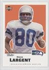 Steve Largent Seattle Seahawks (Football Card) 1999 Upper Deck Retro #150 at Amazon.com