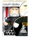 with Count Dooku Action Figures design