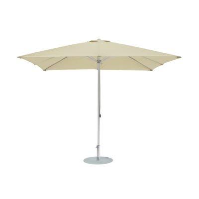 Alu-Sonnenschirm rund naturbeige ø 300 cm / 6 Rippen bestellen