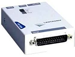 LANTRONIX MSS100 Remote Access 10/100 Ethernet Device Server DB25 Serial and 10/100 RJ45 Network Interface (MSS100-11)