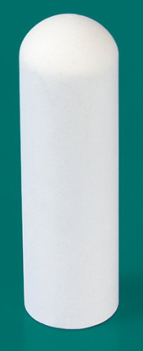 Porous Ceramic  Cup (Round Bottom with Straight Wall), Ivory White, 1 Bars Air Entry, 2.1 Micron Pore Size, 7/8