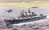 1/700 イギリス海軍 航空母艦 インヴィンシブル フォークランド紛争30周年記念