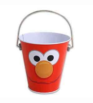 Elmo Bucket (S) [5 Retail Unit(s) Pack] - 11470