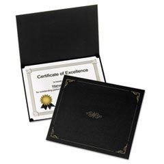 * Certificate Holder, 12 1/2 x 9 3/4\