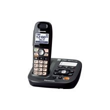PANKXTG6591T - PANASONIC KX-TG6591T DECT 6.0 Plus Cordless Amplified Phone (Single-Handset System)