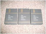 img - for The One Day MBA Volumes I II III Audio Cassettes book / textbook / text book
