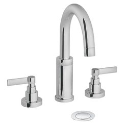 Showhouse By Moen Ts478 Solace Two Handle High Arc