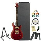 Paul Reed Smith Guitars CM4F30BC-KIT-02 SE Custom 24 30th Anniversary Black Cherry Flame Top Electric Guitar (Paul Reed Smith Se Custom 24 compare prices)