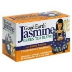 Good Earth Teas Jasmine Green Tea, Jasmine 25 Bag